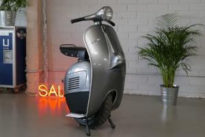 Monowheel Z-One, monociclo elettrico dallo stile di una Vespa