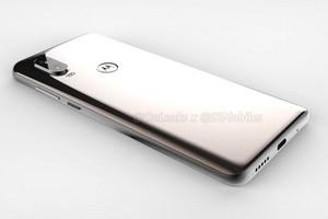 Motorola P40: i render non ufficiali