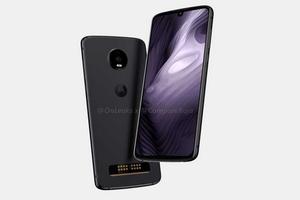 Motorola Moto Z4 Play: i render non ufficiali