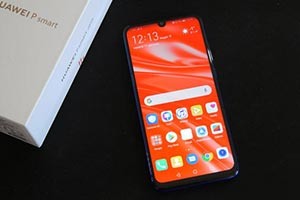 Huawei P Smart 2019: l'interfaccia grafica EMUI 9