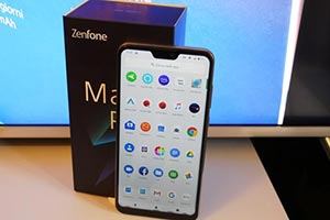 ASUS ZenFone Max Pro: Android Stock