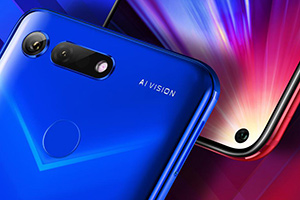 Honor View20: foto ufficiali