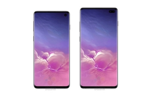 Galaxy S10 e Galaxy S10+: ecco i press render!