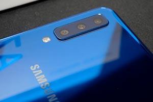Samsung Galaxy A7 (2018): come scatta le foto
