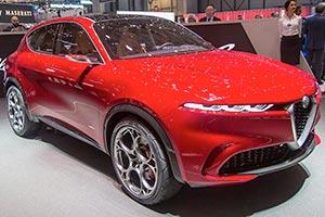 Alfa Romeo Tonale: il SUV compatto della casa di Arese
