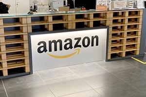 Amazon Italia: ecco com'è il magazzino a Piacenza