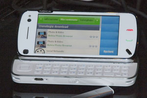 Nokia N97: eccolo dal vivo