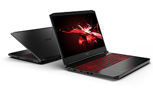 Acer Nitro 5 e Nitro 7, portatili gaming gamma 2019