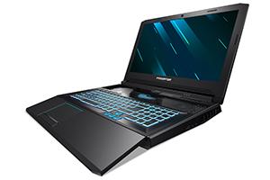 Acer Predator Helios 700 e 300 gamma 2019