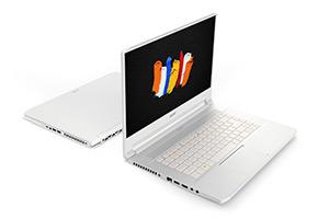 Acer ConceptD 5, 7 e 9, i portatili