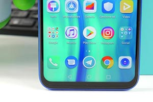 Honor 20 Lite: ecco l'interfaccia grafica con EMUI 9