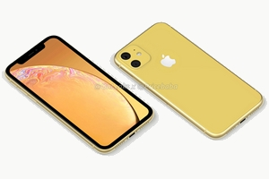 Apple iPhone XR 2019: ecco i render