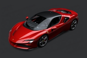 Ferrari SF90 Stradale: ecco le immagini ufficiali
