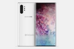 Samsung Galaxy Note10 Pro: i render non ufficiali