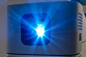 Proiettore portatile Benq GV1