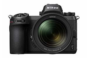 Nikon Z7: Corpo macchina