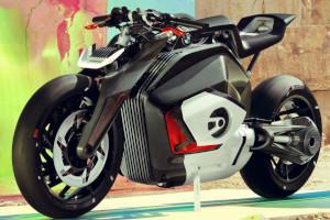 BMW Motorrad presenta Vision DC Roadster: la moto elettrica fedele al passato