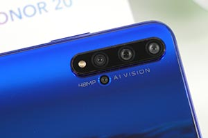 Honor 20: ecco come scatta le foto