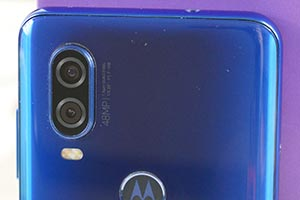 Motorola One Vision: come scatta le foto