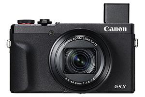 Canon PowerShot G5 X Mark II e PowerShot G7 X Mark III