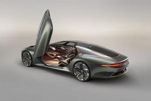 Bentley EXP 100 GT: il concept per il centenario