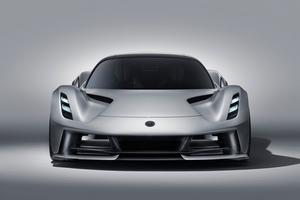 Lotus Evija: la prima Lotus elettrica con 2000 CV