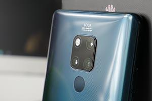 Huawei Mate 20 X 5G: come scatta le foto