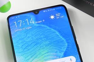 Huawei Mate 20 X 5G: la EMUI 9.0