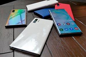 Samsung Galaxy Note 10 e 10+: ecco come sono dal vivo