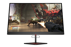 HP Gamescom 2019: monitor OMEN X 27