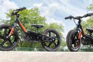 Harley Davidson IronE12 e IronE16, le moto elettriche per i più piccoli