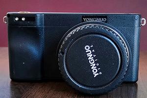 Yongnuo YN450 4G: mirrorless 4G con sensore MQT e ottiche Canon EF
