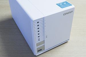QNAP TS-351, alcune foto