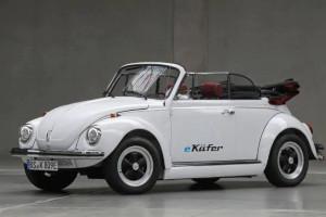 Volkswagen offre la conversione elettrica per l'iconico Maggiolone