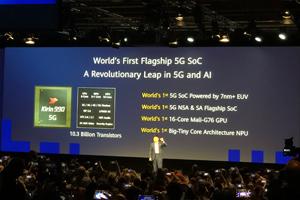 Kirin 990 5G, SoC top di gamma con modem 5G integrato