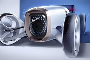 Vision Mercedes Simplex: omaggio alla Mercedes 35 PS