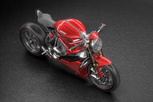 Una Ducati Monster elettrica? ecco l'idea di un designer italiano