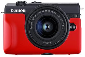 Canon EOS M200: piccola e 4K