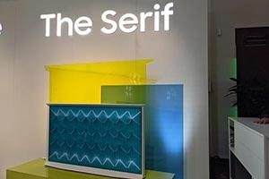 Samsung presenta The Frame e The Serif: ecco le immagini