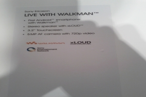 Nuovi Sony Ericsson Xperia Arc S, Active e Live With Walkman
