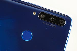 Honor 9X: ecco come scatta