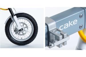 Cake presenta Ösa, nuova moto elettrica definita ''altamente modulare''