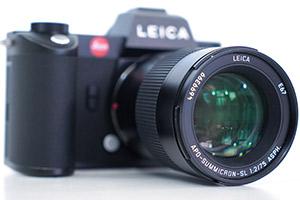 Leica SL 2: un corpo rinnovato