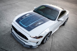 Ford Mustang all electric da 900 cv
