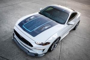 Ford Mustang all electric da 900 cv