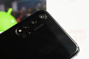 Huawei nova 5T: come scatta le foto