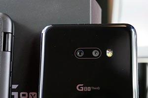 LG G8X Dual Screen: ecco come scatta le foto
