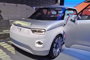 Fiat Centoventi: gallery di foto dal CES di Las Vegas