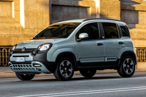 Nuova Fiat Panda Hybrid Launch Edition
