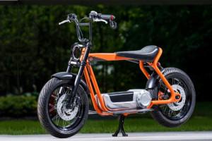 Harley-Davidson, in rete le immagini del loro primo piccolo scooter elettrico